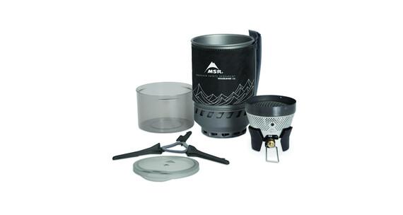 MSR WindBurner Campingkoker 1,8L grijs/zwart